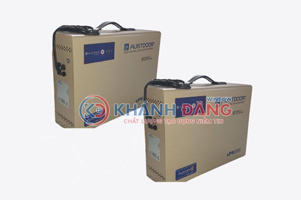 Bình Lưu Điện Cửa Cuốn Austdoor E2000